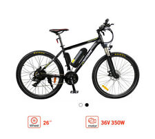 Electric Bike HOTEBIKE 26 Inch 350W Motor 36V 10AH Lithium Battery
