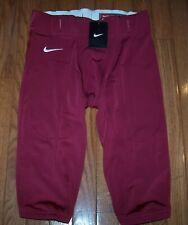 Nike Team Open Field Football Shorts Red Men's Medium ~ Nwt $65