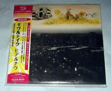 Here and Now - Give and Take (1978) JAPAN Mini LP SHM-CD (2009) New PLANET GONG