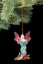 ornement de l'arbre de Noël - Elfe des en chaussette - fantasie