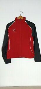 Vintage Men's Nike Sports Jacket Size M Activewear Running Full Zip
