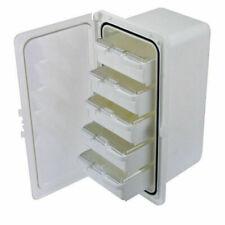 Osculati 5 Tray Fishing Tackle Storage Box - White