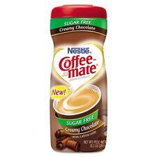 Coffee-mate Sugar Free Creamy Chocolate Flavor Powdered Creamer - 59573