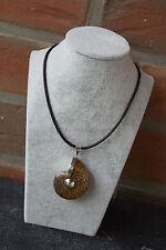 Echten Glück Halsketten mit Edelsteinen aus Weißgold