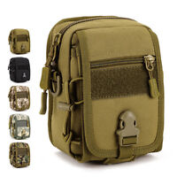 Men's Messenger Bag Riding Backpack Bag Military Hunting Messenger Bag