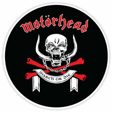 "Motorhead sticker decal 4"" x 4"""