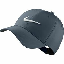 New! Nike Adult Golf Legacy 91 Tech Adjustable Hat-Thunder Blue/Anthracite