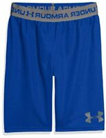//Gravity Green 786 Youth Large X-Ray Under Armour Boys Prototype Wordmark Shorts