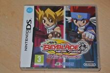 Beyblade Metal Fusion Cyber Pegasus Nintendo DS 3DS PAL REINO UNIDO