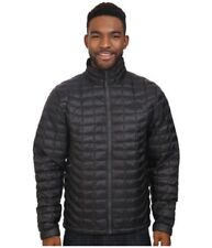NWT Men's Black The North Face ThermoBall PermaLoft Full Zip Jacket Size X-Large