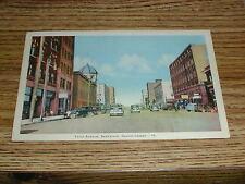 Third Avenue Saskatoon Saskatchewan Postcard