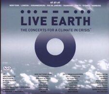 Sos All Stars, Snow Partol, Genesis, Madonna Live Earth  CD+DVD New Sealed