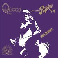 QUEEN - LIVE AT THE RAINBOW '74 [DELUXE EDITION] [DIGIPAK] USED - VERY GOOD CD