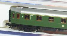 N Hecht Personenwagen 1.Kl. DB Roco 24214 NEU OVP