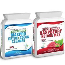 Body Smart Herbals Raspberry Ketone Plus 60 Colon Cleanse Weight Loss Slimming Diet Pills Max