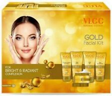 VLCC Gold Facial Kit for Bright & Radiant Complexion Salon Series 300gm