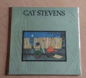 """Cat Stevens  """"TEASER AND THE FIRECAT"""" LP 33 giri"""