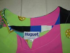 HUGUET Tee-Shirt Vintage Femme T44