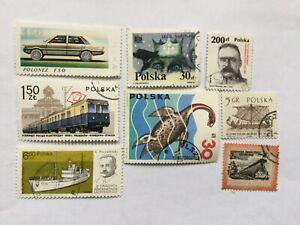 Poland Polska Nice stamps Lot 3