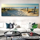 Canvas Wall Art Print Ocean Beach Nature Landscape Painting Pictures No Frame