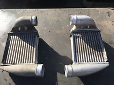 Genuine Audi Rs6 C5 Turbo Intercoolers, Ducting And Piping.