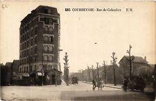CPA COURBEVOIE Rue de Colombes (412737)
