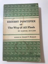 Ernest Pontifex Or The Way Of All Flesh By Samuel Butler 1964
