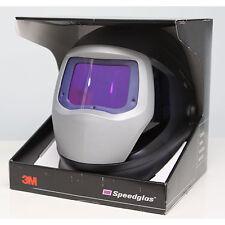 3M Speedglas 9100XX Welding Helmet  Gear Black Auto Darkening Filter MIG TIG DIY