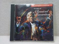 CD - Listener's Choice Presents The Best of Classical Favorites Volume 1