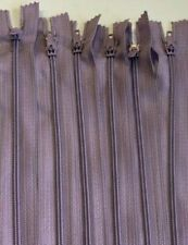 No.3 Nylon Closed End Cushion Zips Pinlock Blue  46cm BULK SPECIAL OFFER!