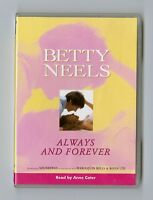 Always and Forever - by Betty Neels - MP3CD - Audiobook