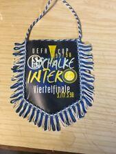 Schalke Vs Inter Mailand Uefa Cup Viertelfinale 1997/98