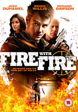 FIRE WITH FIRE - DVD - REGION 2 UK