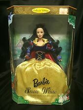 Barbie As Snow White Children's Collectors Edition 1998 #21130