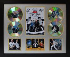 U2 960 Tour Signed Limited Edition Framed Memorabilia (s)