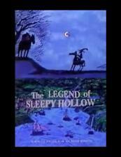 """Legend of Sleepy Hollow"" John Carradine -16mm Film Short Subject - Color"