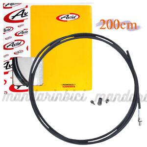 Avid Hydraulic Brake Hose for Elixir X0 / X0 Trail 200 cm black NIB