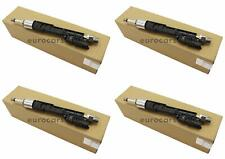 BMW X3 Bosch Fuel Injectors 62805 13647597870 Set of 4