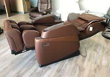 Osaki Os-3700 Massage Chair Recliner + Heat and Calf / Foot Air Massage Brown