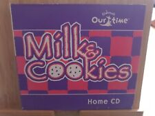 Kindermusik (Our Time): Milk & Cookies (CD, Jun-2010, 2-Disc Set, Digipak)