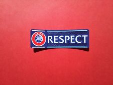 Respect Badge Patch Nouveau 2012 / 2018