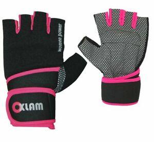 Fitness Handschuhe Trainingshandschuhe Sporthandschuhe Krafttraining Handgelenk