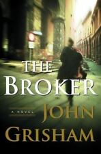 The Broker by John Grisham (2005, Hardcover) Gently  Pre-Read Good Condition