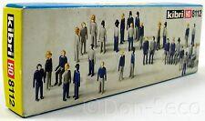 Kibri 8112 Figuren-Bausatz 32 Figuren NEU