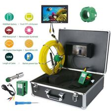 Waterproof Drain Pipe Sewer Inspection Camera System 7
