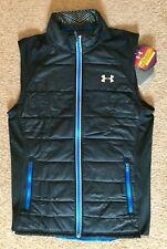 Under Armour Men's Storm Coldgear Infrared Running Vest / Sleeveless Jacket SM/P