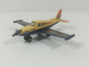 Matchbox Piper Comanche Airplane 1976 SB 19 Diecast - No Box