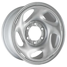 69394 Refinished Toyota Tundra 2002-2006 16 inch Silver Steel Wheel, Rim