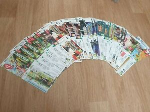 Over 100x Nintendo 3DS Promo Sleeves, All £1.99 Each With Free Postage