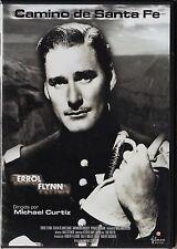 Errol Flynn: CAMINO DE SANTA FE de Michael Curtiz con Olivia de Havilland